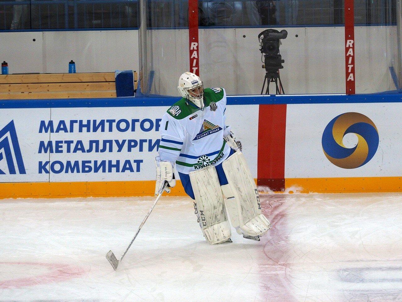47 Металлург - Салават Юлаев 23.09.2017