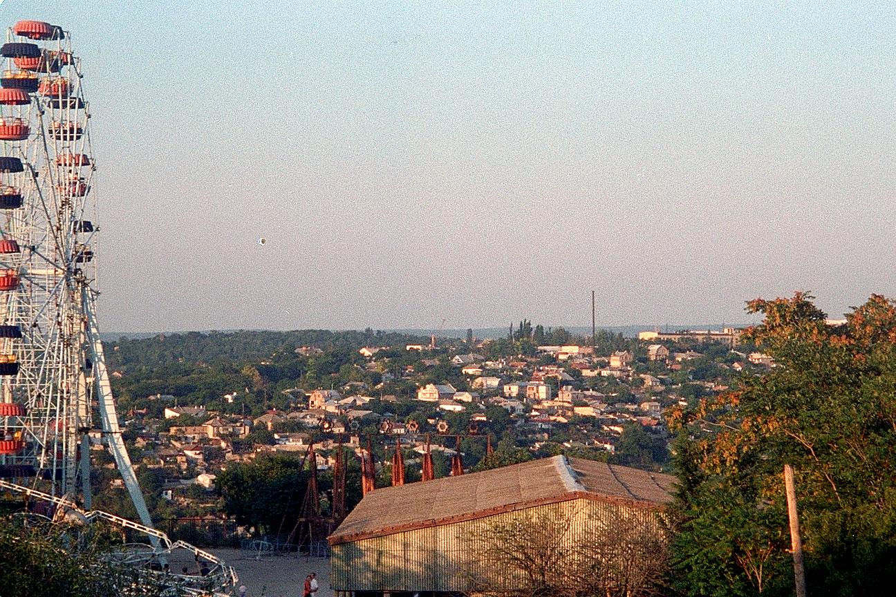 1997 Севастополь. Истбульвар2.jpg