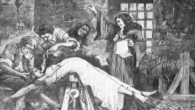 Современные методы пыток