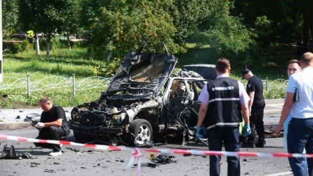 Мощность взрывчатки в автомобиле Махаури составляла до 1 кг в тротиловом эквиваленте, - Шкиряк
