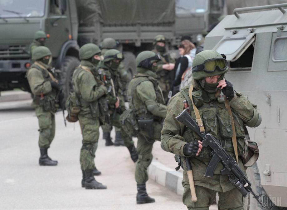 Около 6 тысяч военных РФ и до 40 тысяч российско-террористических боевиков находится на Донбассе, - Генштаб ВСУ