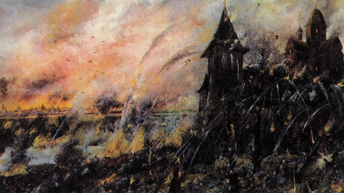 Как хан Тохтамыш заставил Москву платить и каяться
