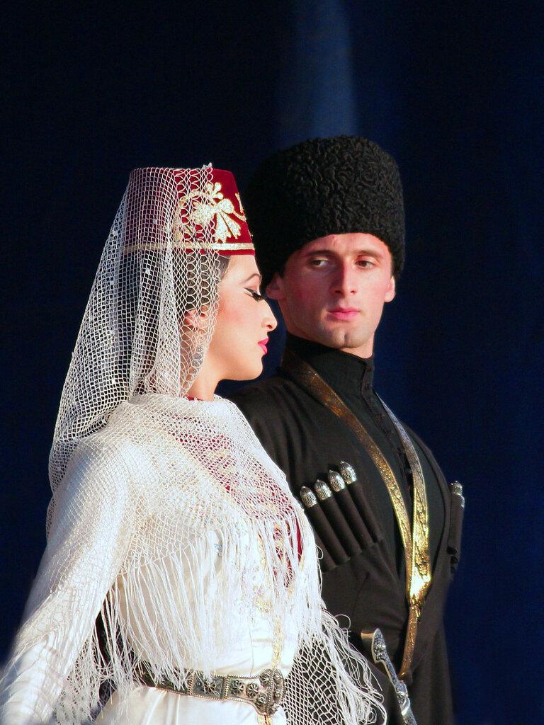 Ансамбль народного танца Северной Осетии