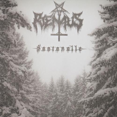 Rienaus - 2017 - Saatanalle [Kvlt, kvlt019, Finland]