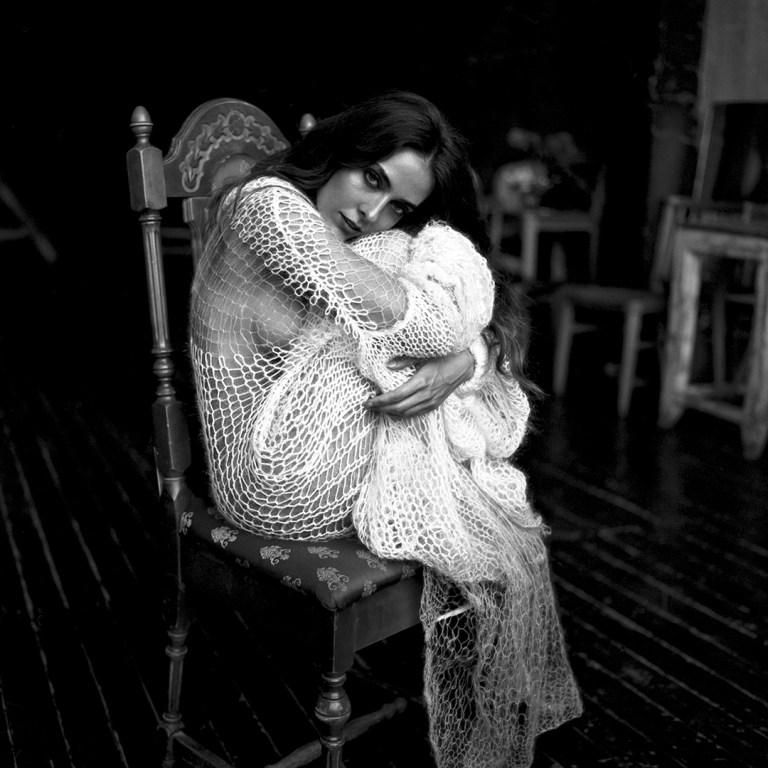 Amina Katinova by Victor Trusov