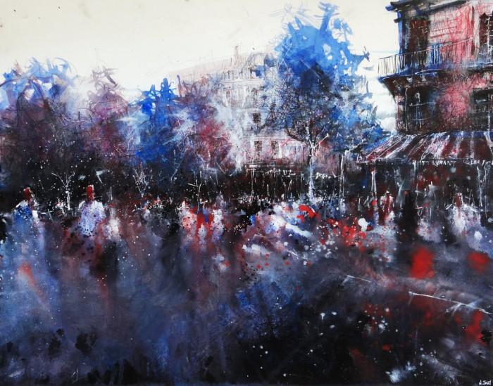 Париж Nicolas Jolly