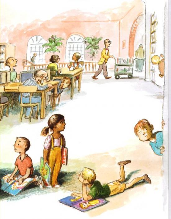 23 октября Международный день школьных библиотек