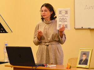 Захарова Л.А. Презентация рабочих тетрадей, составленных по книге Н.П.Саблиной