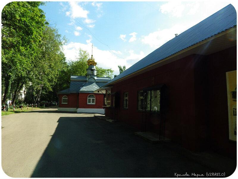 кунцево, часовня, община, церковь, обитель, женская обитель, серафима саровского