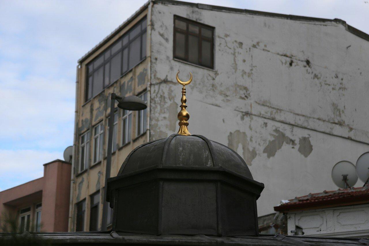 Стамбул. Мечеть Хидает (Hidayet Cami)