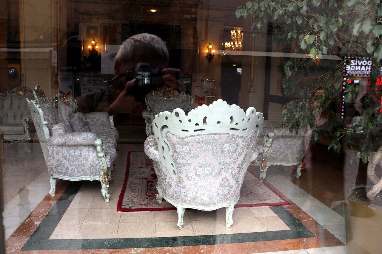 Стамбул. Legacy Ottoman Hotel 5*