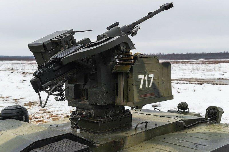 0 17f82f 1393324c XL - Нерехта - боевой робот Красной Армии