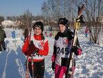 Победа наших лыжников