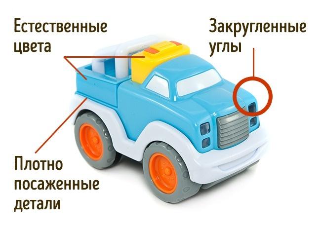 © depositphotos.com  Покупать игрушки стоит вспециализированных магазинах. Наэтикетке должны