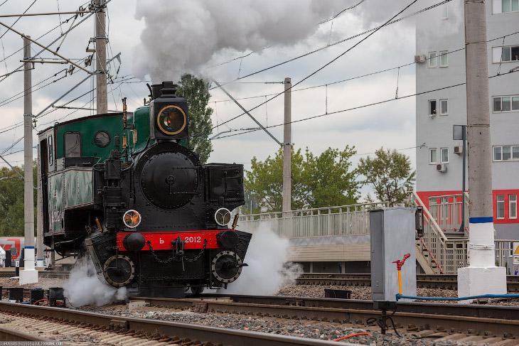 2.  ОВ-324  — российский паровоз типа 0-4-0, выпущенный в 1905 году Невским заводом.