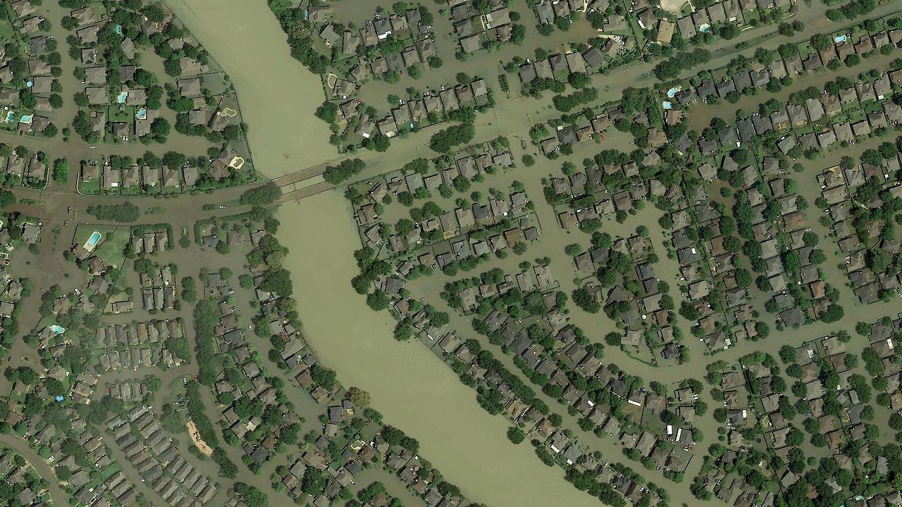 Google Earth: изображения разных уголков Земли в 2017 (20 фото)