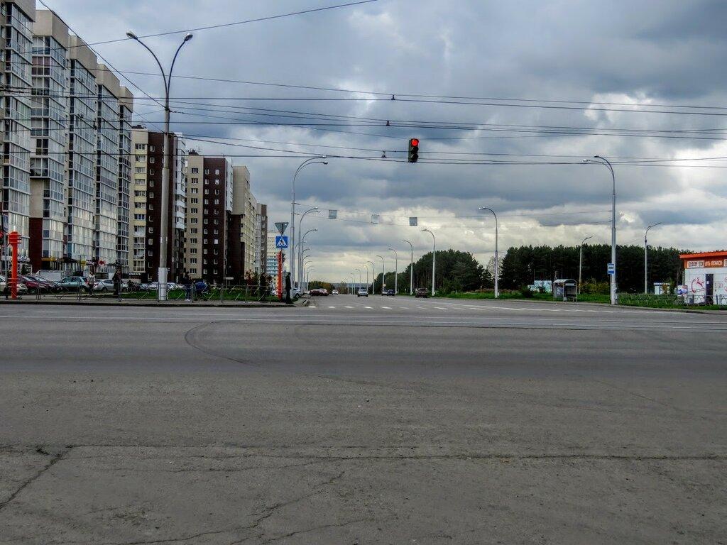 Проспект Кузбасский