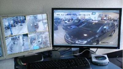 Как 4 видеокамеры спасли целый бизнес .