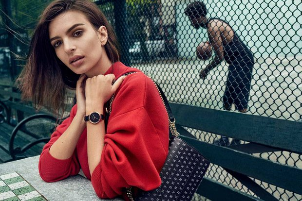 EMILY RATAJKOWSKI is the Face of The NEW DKNY Fall Collection