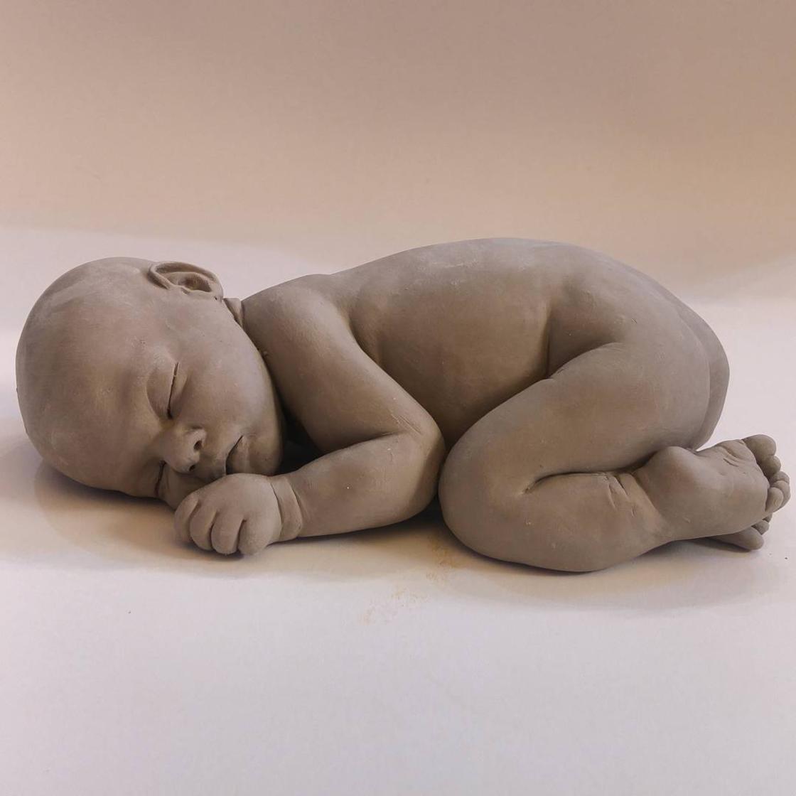 Tattooed Babies – The sculptures of Ronit Baranga