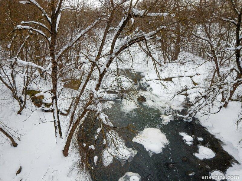 Река Сестра, Клин