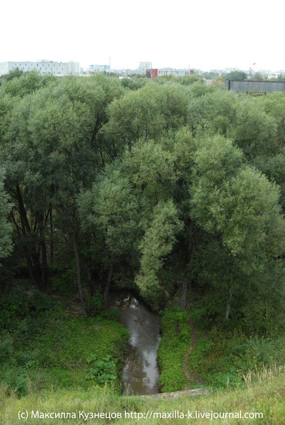 Речка Городня