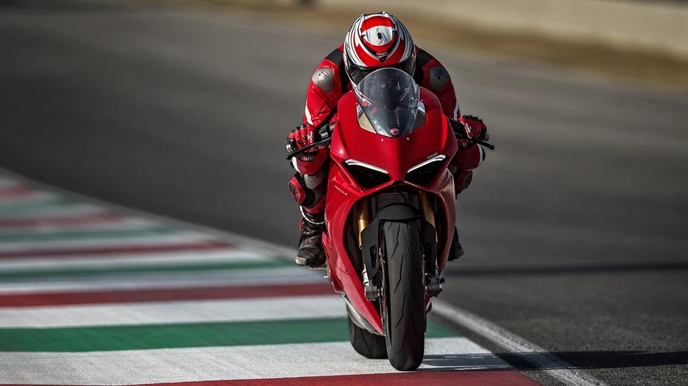 Результаты дино-тестов Ducati Panigale V4S 2018