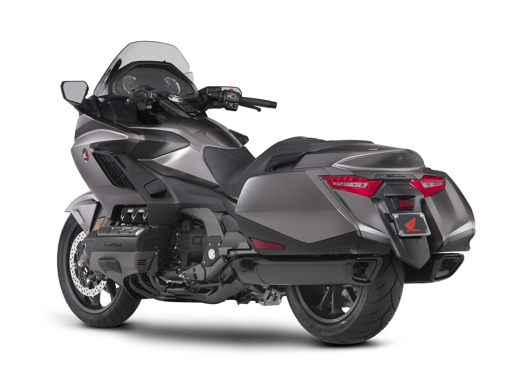 Фотографии Honda Gold WIng 2018 / Honda Gold Wing Tour 2018