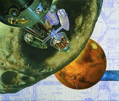 Картина Донато Джанкола (Donato Giancola) американского художника-иллюстратора жанра научной фантастики и фэнтези (52).jpg