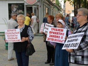 """Сегодня власти Якутии приняли закон о материальной поддержке """"детей войны"""". В Приморье такой закон регулярно отклоняется """"Единой Россией"""""""