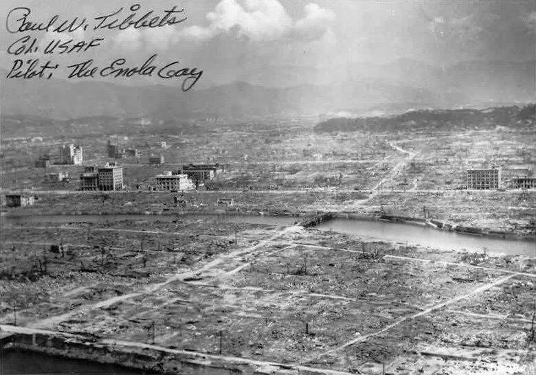 Хиросима и Нагасаки: невыгодная правда