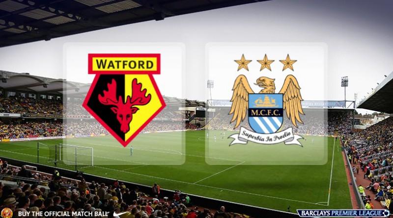 Уотфорд - Манчестер Сити (16.09.2017) | Чемпионат Англии 2017/18 | Премьер Лига | 5-й тур