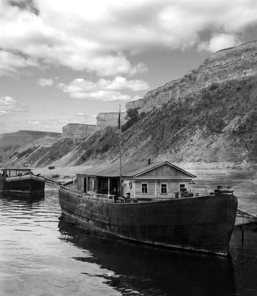 Окрестности Перми. Пристань «Хохловка» на Каме