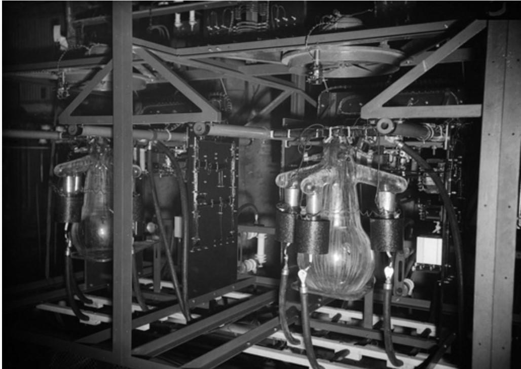 Парижская Всемирная выставка 1937 года. Павильон Электричество