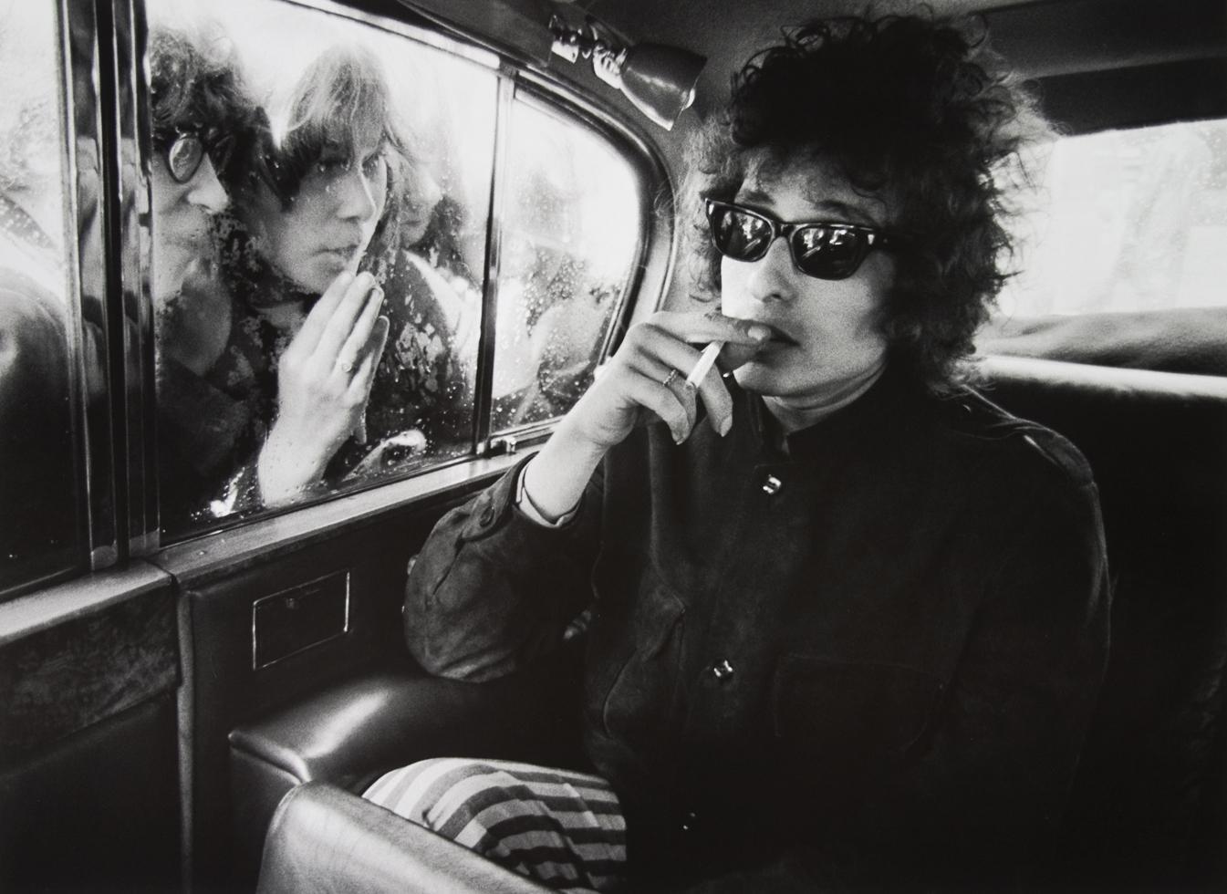 1966. Боб Дилан, Лондон