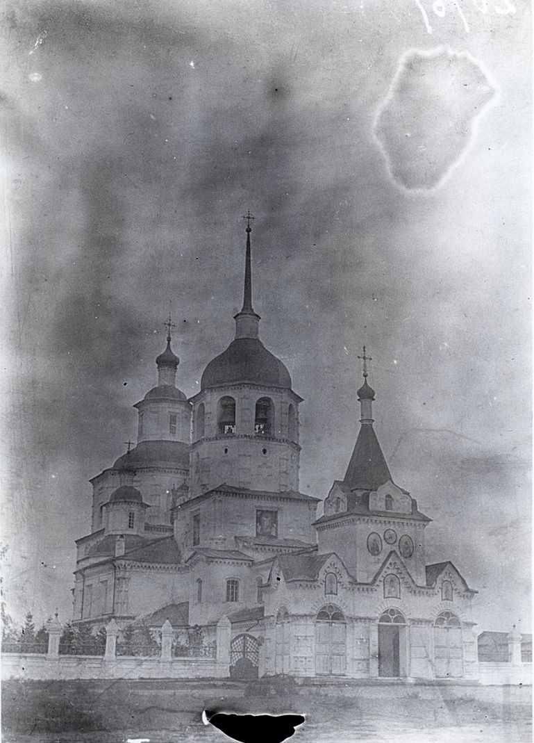 Тихвинская церковь