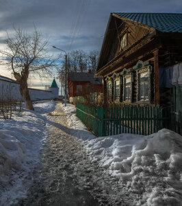 Кострома,март