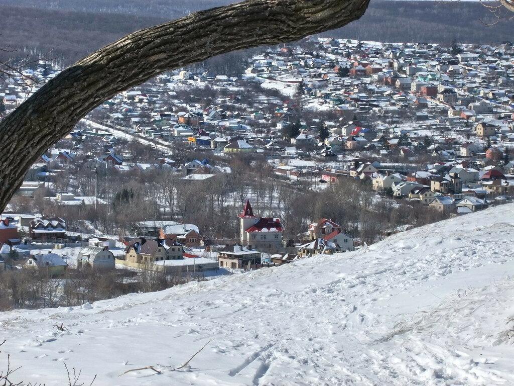 Поливановка с Савельевских гор.