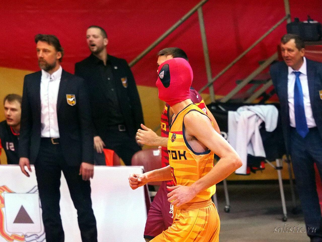 84 Матч звезд АСБ 2018 (ассоциации студенческого баскетбола)