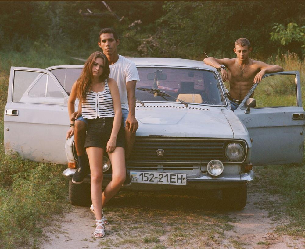 Украинская молодежь на снимках американского фотографа