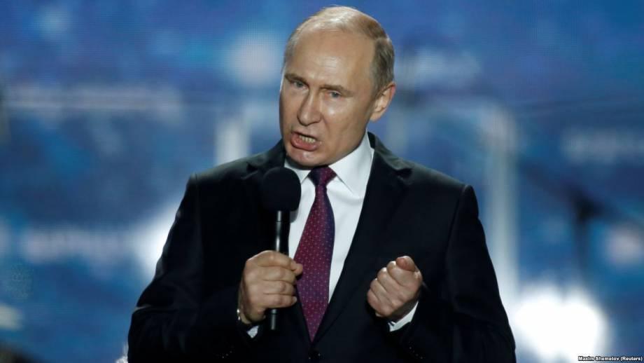Каспаров: «Как вы посмели себя защищать» – многолетняя позиция Путина