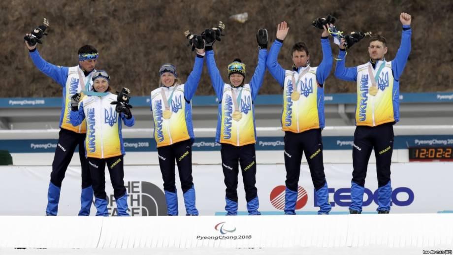 Министерство спорта выплатило призерам Паралимпиады более 90 миллионов гривен призовых – Жданов