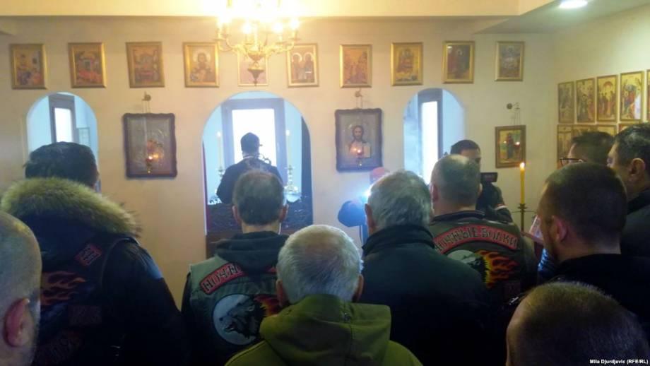 Путинские «Ночные волки» нацелились на Балканы