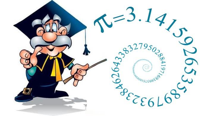 Открытки Международный день числа «Пи». Поздравление математикам!