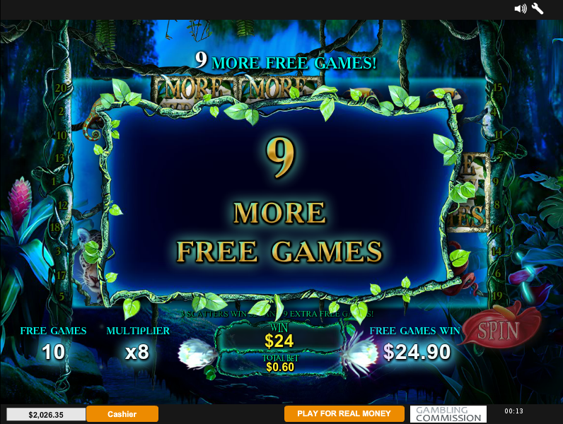 secrets of the amazon more free games