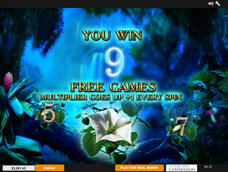 secrets of the amazon free games start