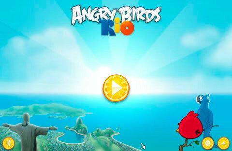 Angry Birds: Rio | Злые птички: Рио