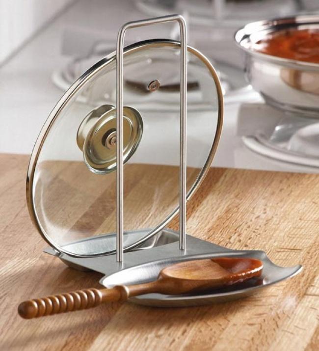 © amazon  Удобные держатели решат проблему стекающего жира сложек икрышек при приготовлении