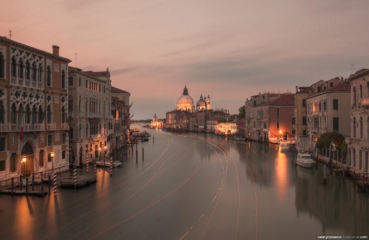 Италия: Лунная река, что шире мили (18 фото)