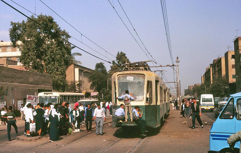 Очень мудрое решение! Кстати, в 2013 году было объявлено, что будет проложена современная трамвайная